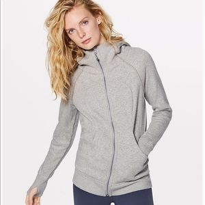 LULULEMON scuba hoodie classic cotton fleece